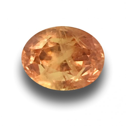 2.13 Carats | Natural Unheated Orange Sapphire |Loose Gemstone| Sri Lanka - New
