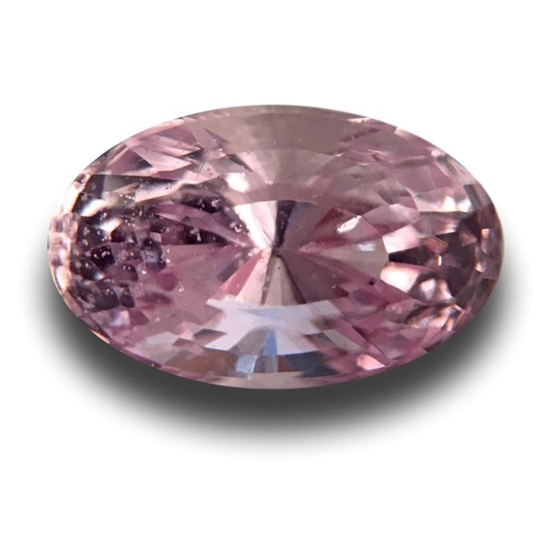 1.28 Carats | Natural Pink sapphire |Loose Gemstone|New| Sri Lanka