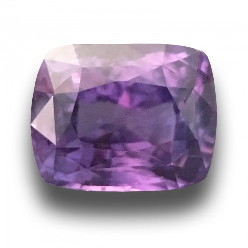 2.06 Carats | Natural Unheated Violte Sapphire | Loose Gemstone | Sri Lanka