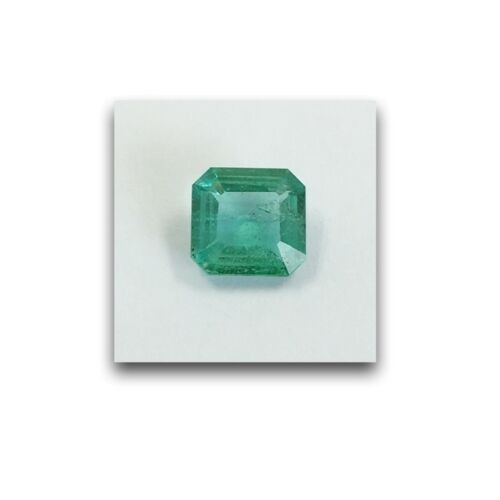 1.38 Carats | Natural Unheated Emereld |Loose Gemstone| Sri Lanka - New
