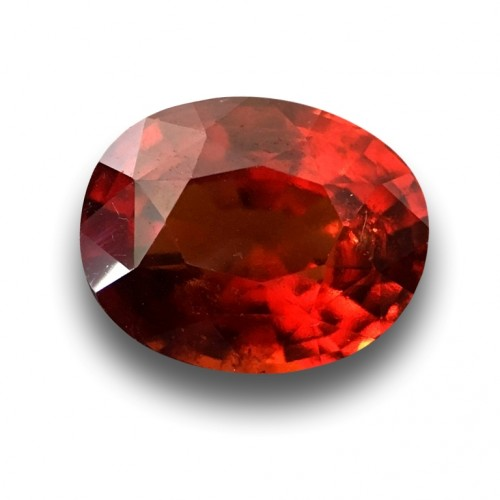 9.35 Carats | Natural Unheated Hessonite Garnet|Loose Gemstone| Sri Lanka - New