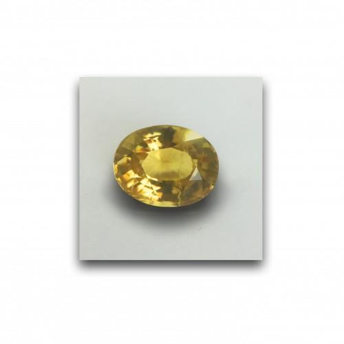 2.27 Carats | Natural Unheated Sinhalite|Loose Gemstone|New| Sri Lanka