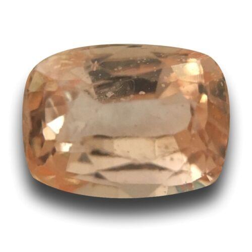 1.03 CTS | Natural orange sapphire |Loose Gemstone|New| Sri Lanka