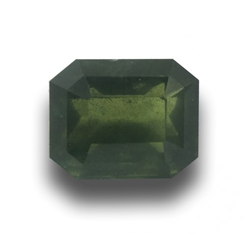 3.03 Carats | Natural Green Sapphire|Loose Gemstone| Sri Lanka - New