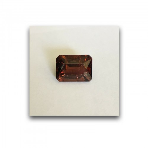 7.38 carats   Natural Tourmaline  Loose Gemstone  Sri Lanka - New