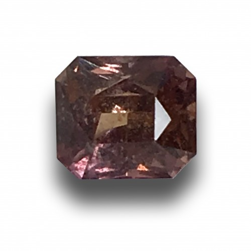 1.22 Carats | Natural Unheated Pinkish Orange Sapphire |Loose Gemstone