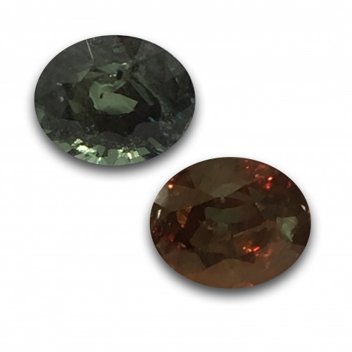 1.29 Carats | Natural Unheated Colour Changing Garnet |Loose Gemstone| Sri Lanka