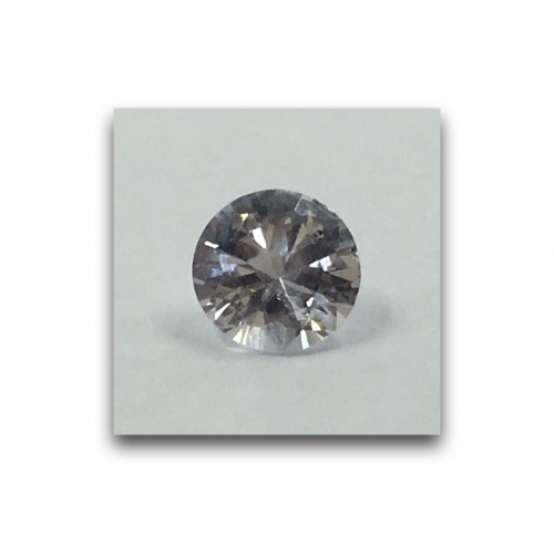 0.98 Carats | Natural White Sapphire|Loose Gemstone|New| Sri Lanka