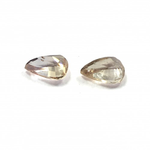 1.45 carats Natural peach sapphire |Loose Gemstone|New| Sri Lanka