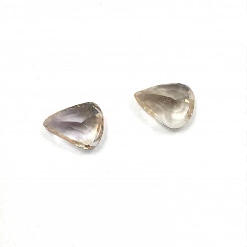 1.45 carats Natural peach sapphire |Loose Gemstone|New| Sri Lanka