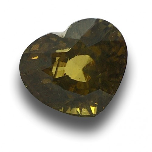 11.20 Carats | Natural Unheated Zircon|Loose Gemstone|New| Sri Lanka