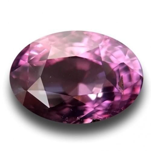 2 CTS | Natural purple sapphire |Loose Gemstone|New| Sri Lanka