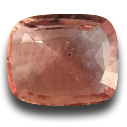 1.02 CTS |Natural Pinkish Orange purple padparadscha |Loose Gemstone| Sri Lanka