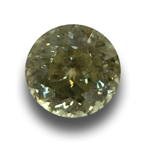 3.87 Carats | Natural Unheated Green Zircon|Loose Gemstone|New| Sri Lanka