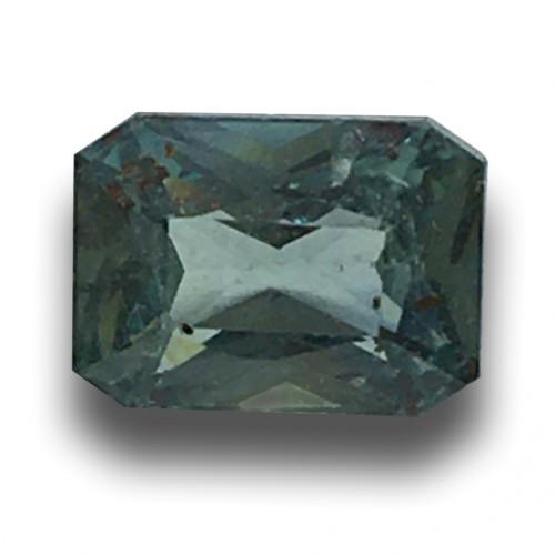 1.02 CTS | Natural Bluish Green sapphire |Loose Gemstone|New| Sri Lanka