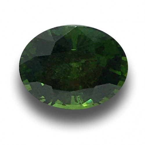 7.19 Carats | Natural Unheated Green Zircon|Loose Gemstone|New| Sri Lanka