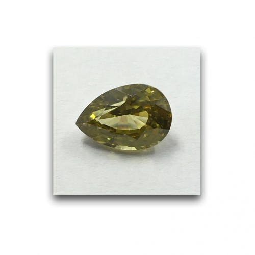 4.76 Carats | Natural Unheated Zircon|Loose Gemstone|New| Sri Lanka