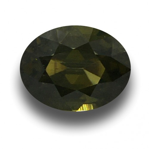 6.20 Carats | Natural Unheated Zircon|Loose Gemstone|New| Sri Lanka