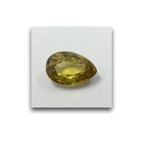 5.66 Carats   Natural Unheated Zircon Loose Gemstone New  Sri Lanka