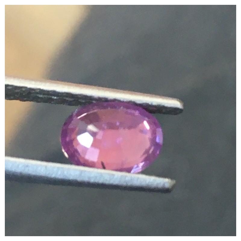 1.56 CTS | Natural Pink sapphire |Loose Gemstone|New| Sri Lanka