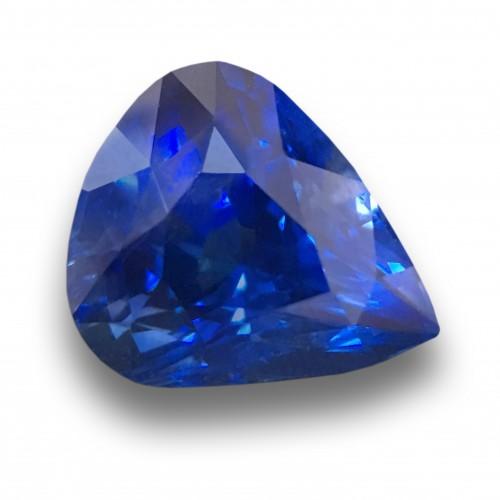 4.39 Carats | Natural Blue Sapphire|Loose Gemstone| Sri Lanka - New