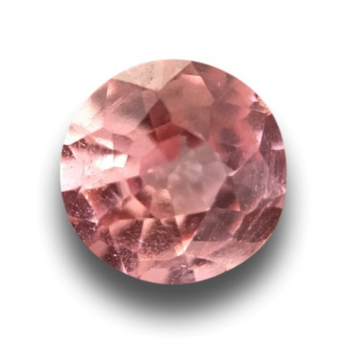 0.88 CTS | Natural Orange Pink padparadscha |Loose Gemstone|New| Sri Lanka