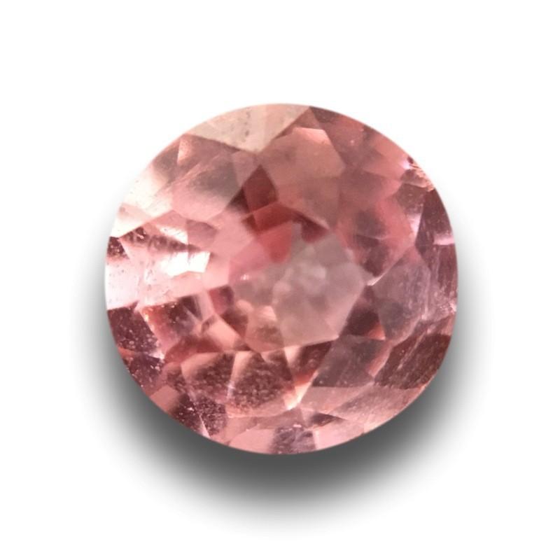 0.88 CTS | Natural Orange Pink padparadscha |Loose Gemstone|New| Sri Lanka