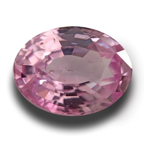 1.22 CTS | Natural Pink sapphire |Loose Gemstone|New| Sri Lanka