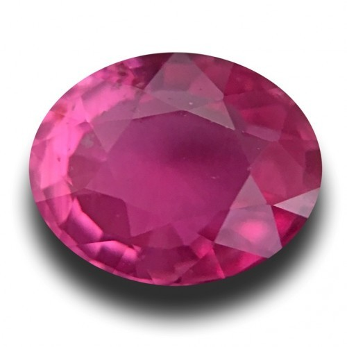 1.12 CTS | Natural Pink sapphire |Loose Gemstone|New| Sri Lanka