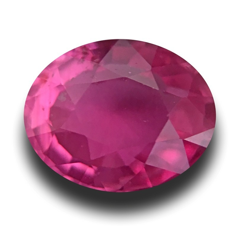 1.12 CTS | Natural Pink sapphire |Loose Gemstone|New| Sri Lanka