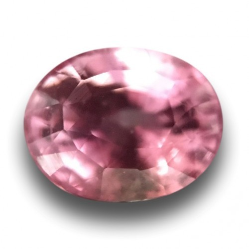 0.74 CTS | Natural Pink sapphire |Loose Gemstone|New| Sri Lanka