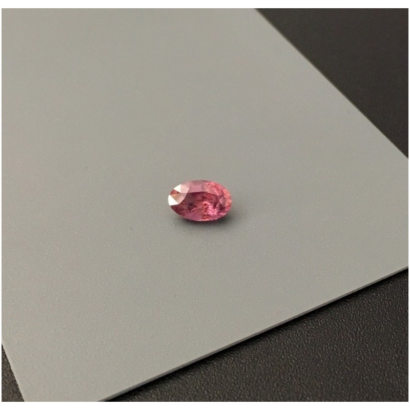 1.09 CTS | Natural Orange Purplish Pink sapphire |Loose Gemstone|New| Sri Lanka
