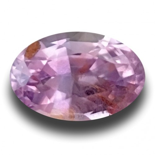 1.28 CTS | Natural Pink sapphire |Loose Gemstone|New| Sri Lanka