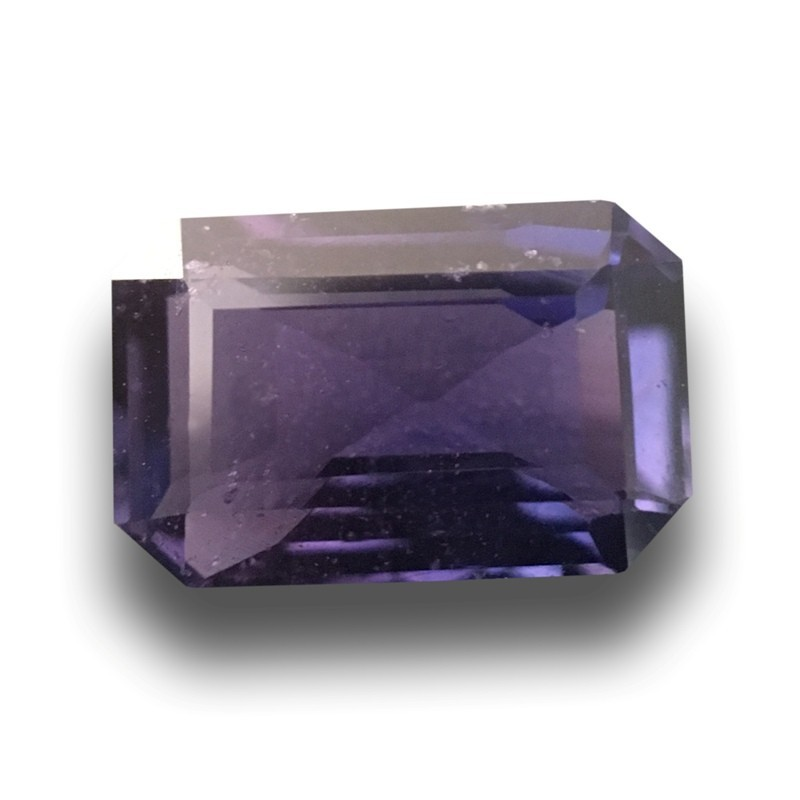 1.34 CTS | Natural violet sapphire |Loose Gemstone|New| Sri Lanka
