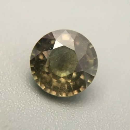 1.67 CTS | Natural green sapphire |Loose Gemstone|New| Sri Lanka