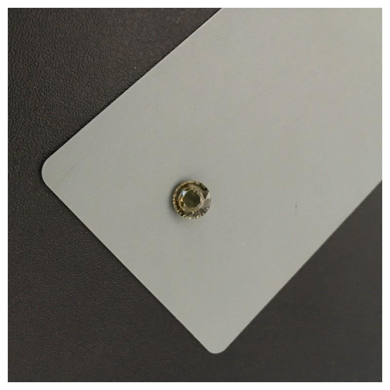 1.67 CTS | Natural green sapphire |Loose Gemstone|New| Sri Lanka