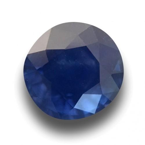 1.58 CTS | Natural Blue sapphire |Loose Gemstone|New| Sri Lanka