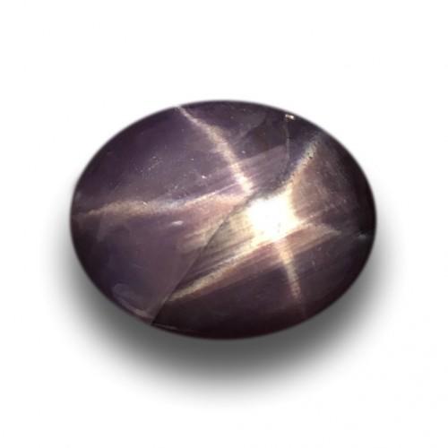3.5 CTS | Natural Unheated purple star sapphire |New| Sri Lanka