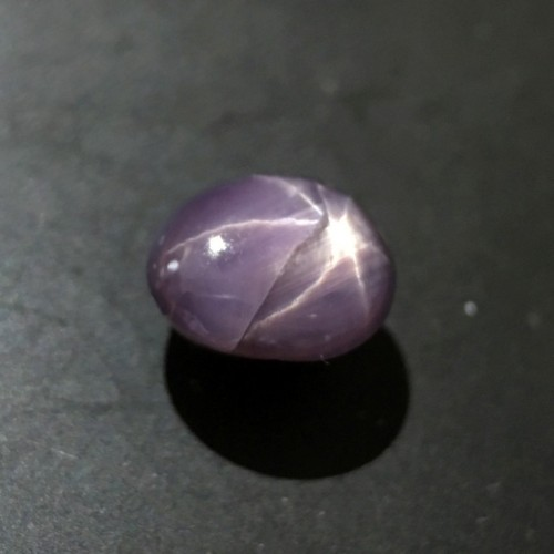3.5 CTS | Natural Unheated purple star sapphire |New| Sri Lanka