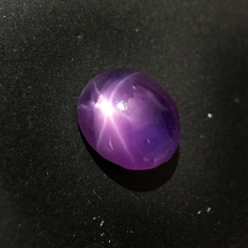 1.21 CTS | Natural Unheated purple star sapphire |New| Sri Lanka