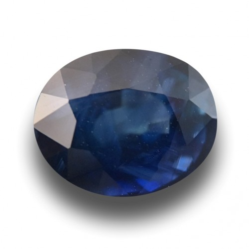 2.33 CTS | Natural Blue sapphire |Loose Gemstone|New| Sri Lanka