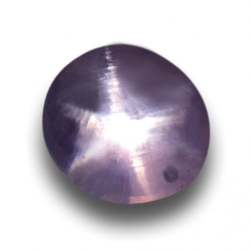 4.13 CTS | Natural Unheated purple star sapphire |Loose Gemstone|New| Sri Lanka