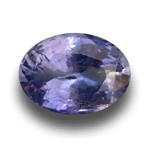 3.27 CTS | Natural Unheated Blue sapphire |Loose Gemstone|New| Sri Lanka