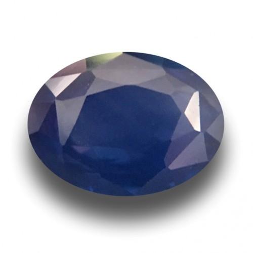1.15 CTS | Natural Blue sapphire |Loose Gemstone|New| Sri Lanka