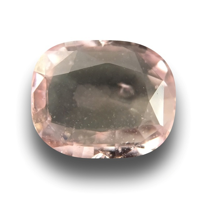 2.18 CTS | Natural Unheated Pinkish orange padparadscha |New| Sri Lanka