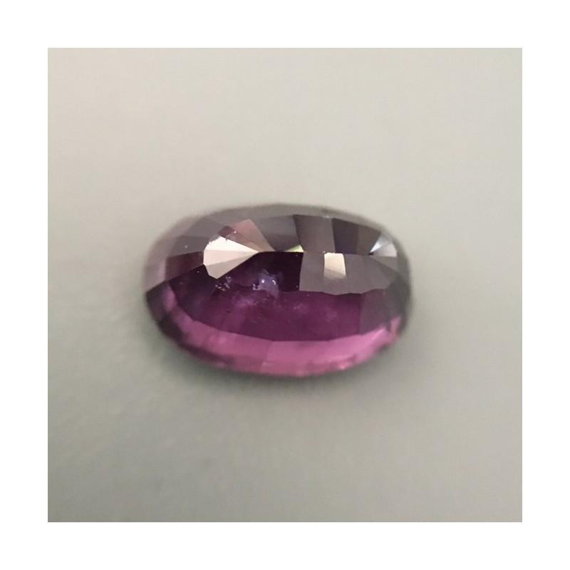 2.95 CTS | Natural Unheated purple sapphire |New| Sri Lanka