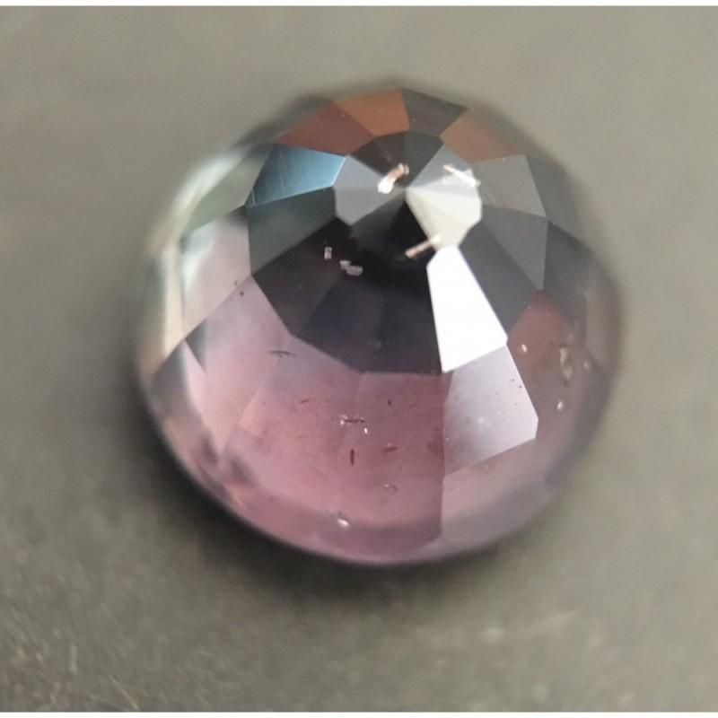 2.73CTS | Natural Orange Green - Reddish Pink sapphire | Gemstone | Sri Lanka