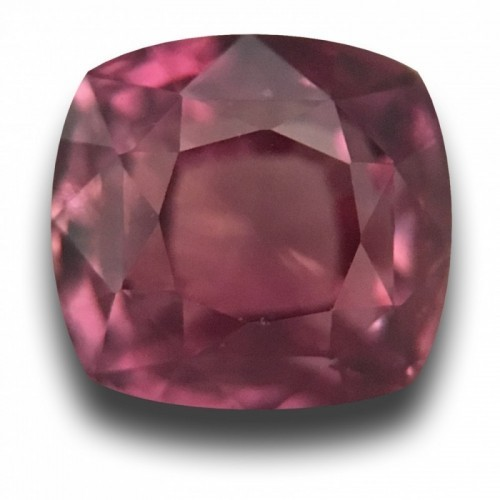 1.23 CTS | Natural Orange Pink sapphire |Loose Gemstone|New| Sri Lanka