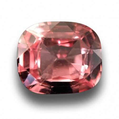 0.73 CTS | Natural Unheated Pinkish Orange padparadscha |Loose Gemstone|New| Sri Lanka