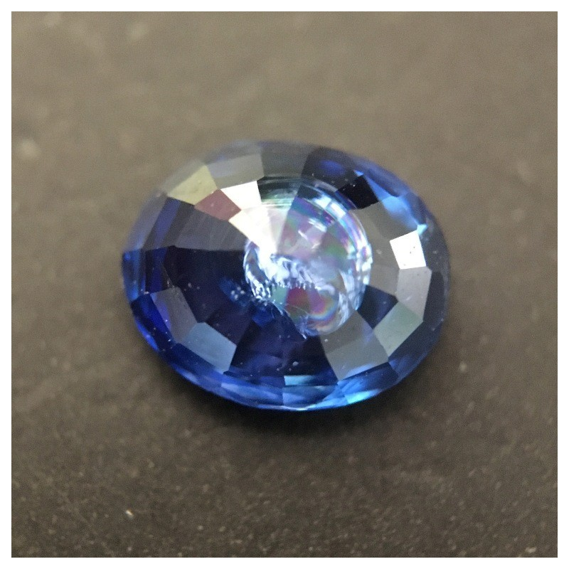 1.22 CTS | Natural Blue sapphire |Loose Gemstone|New| Sri Lanka